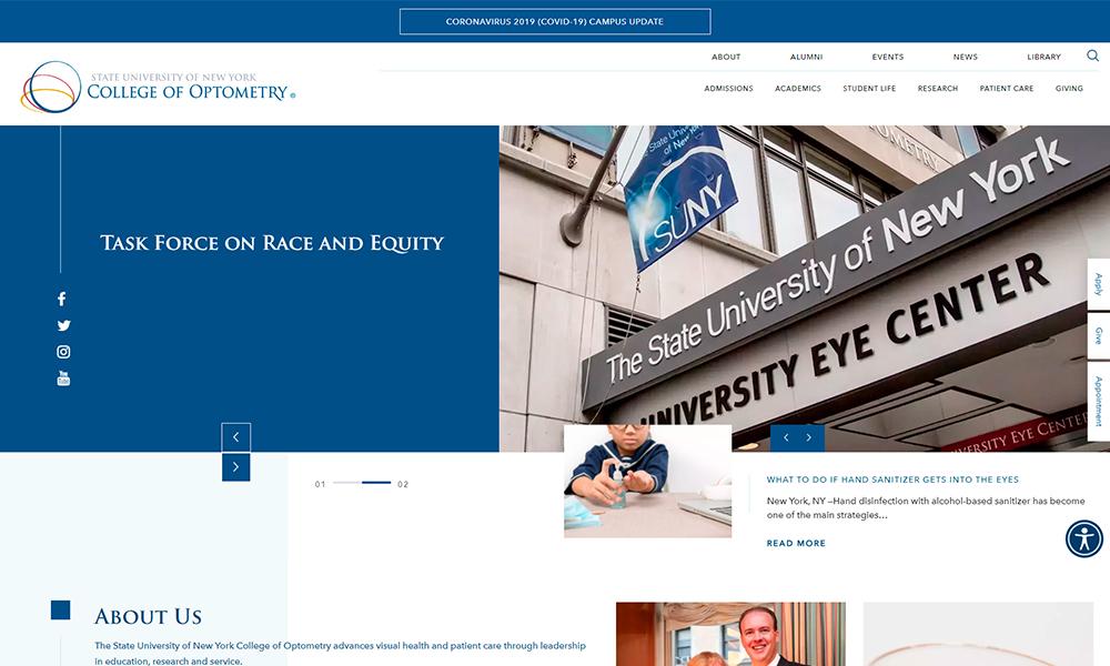 SUNY Optometry