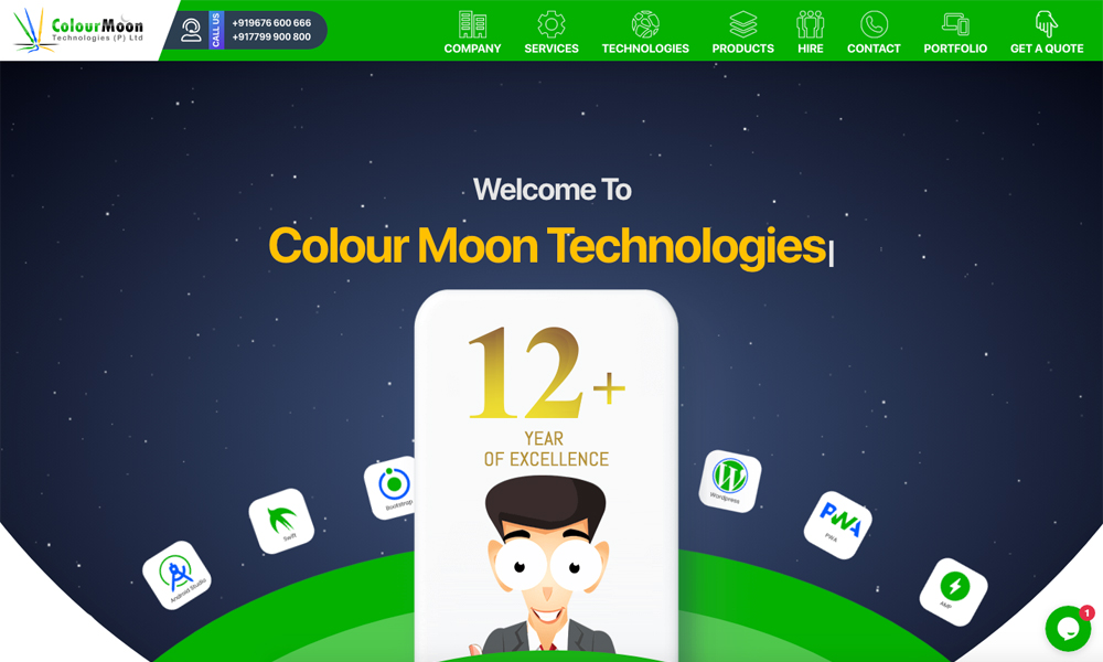 The Colourmoon Technologies