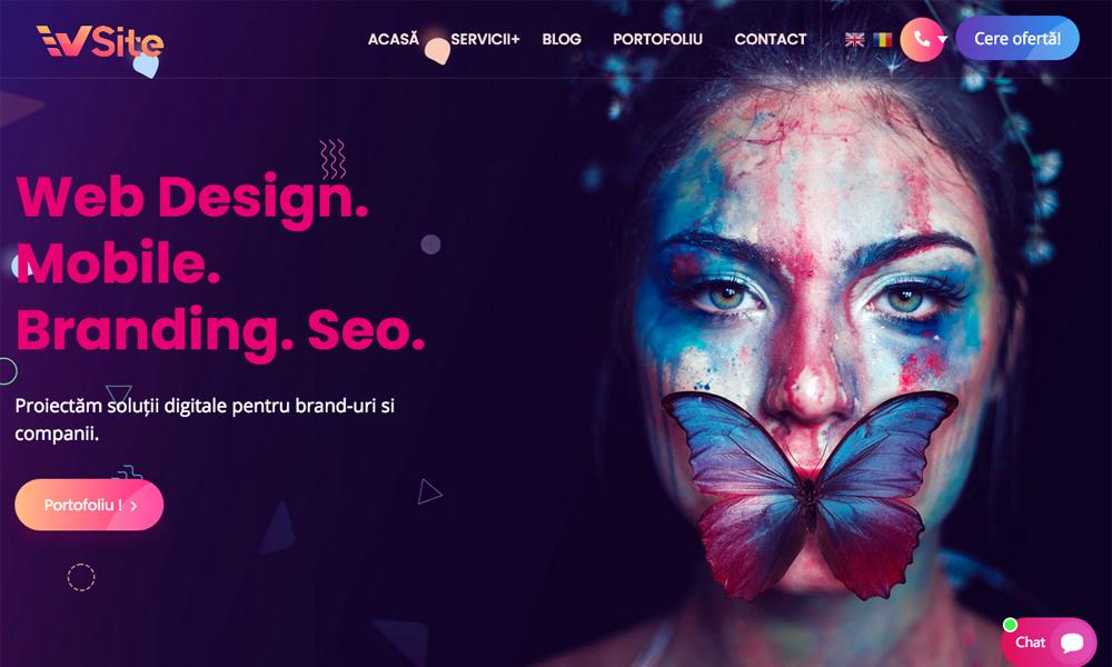 WSite Web Design