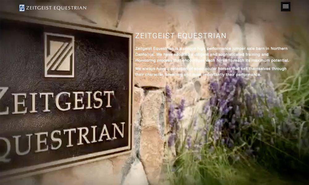 Zeitgeist Equestrian