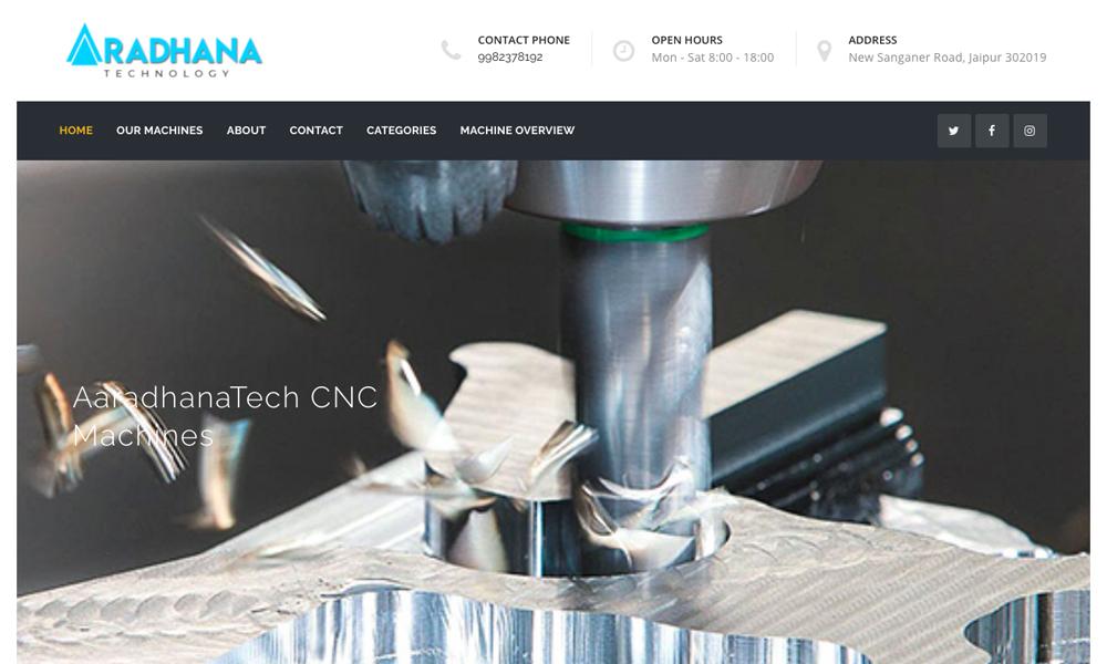 Aaradhana Tech