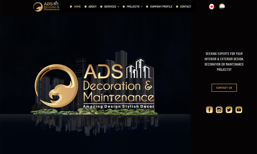 ADS Decoration & Maintenance