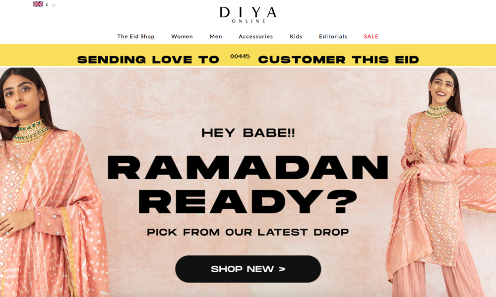 Diya Online
