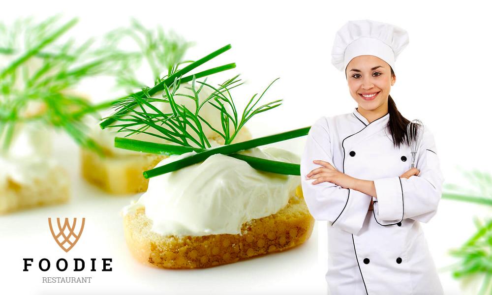 Foodie Lite WordPress Restaurant Theme Free