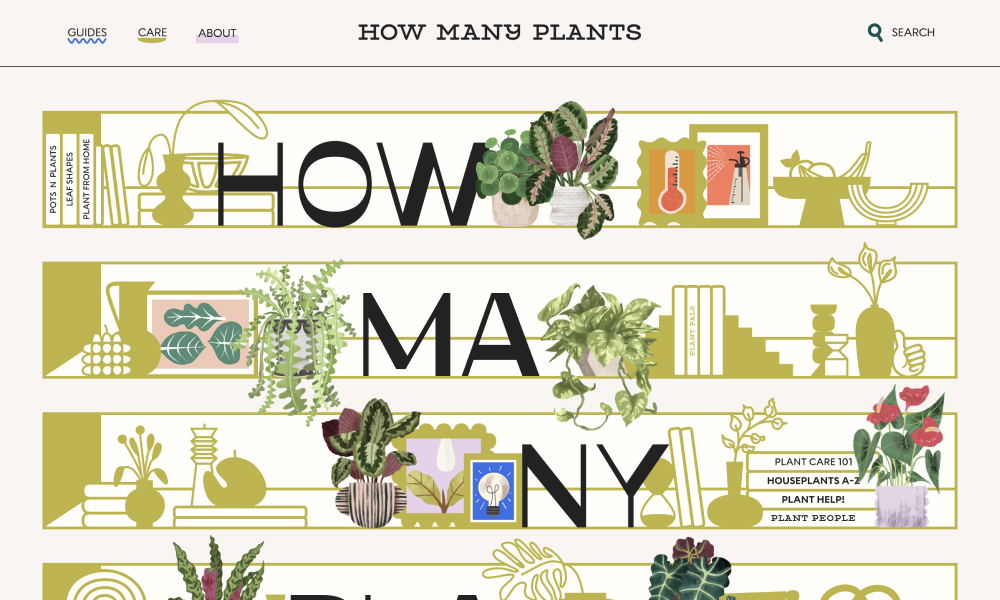 How Many Plants