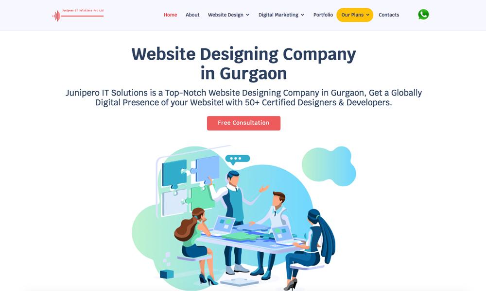 Junipero IT Solutions Pvt Ltd