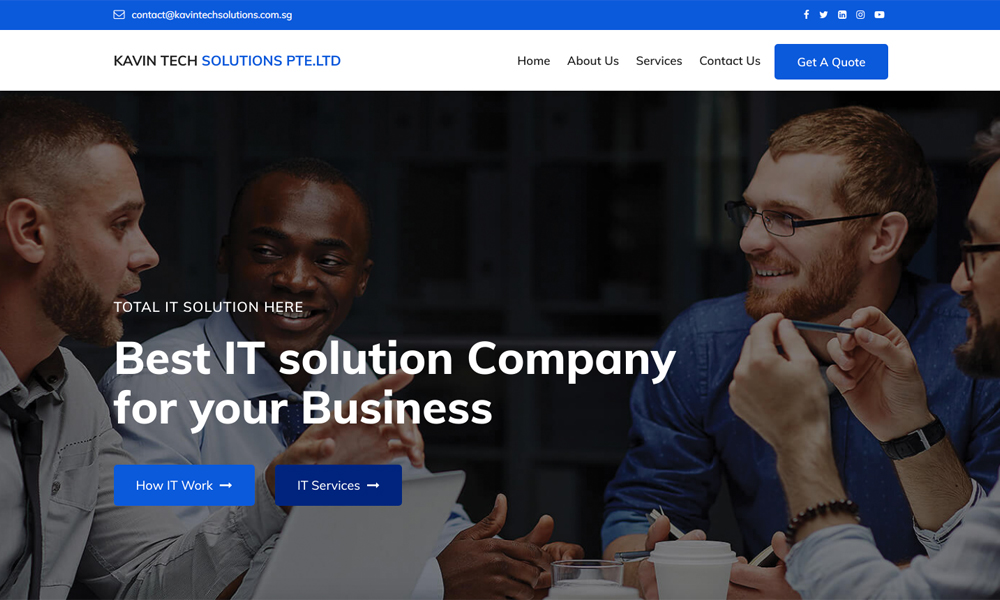 KAVIN TECH SOLUTIONS PTE.LTD