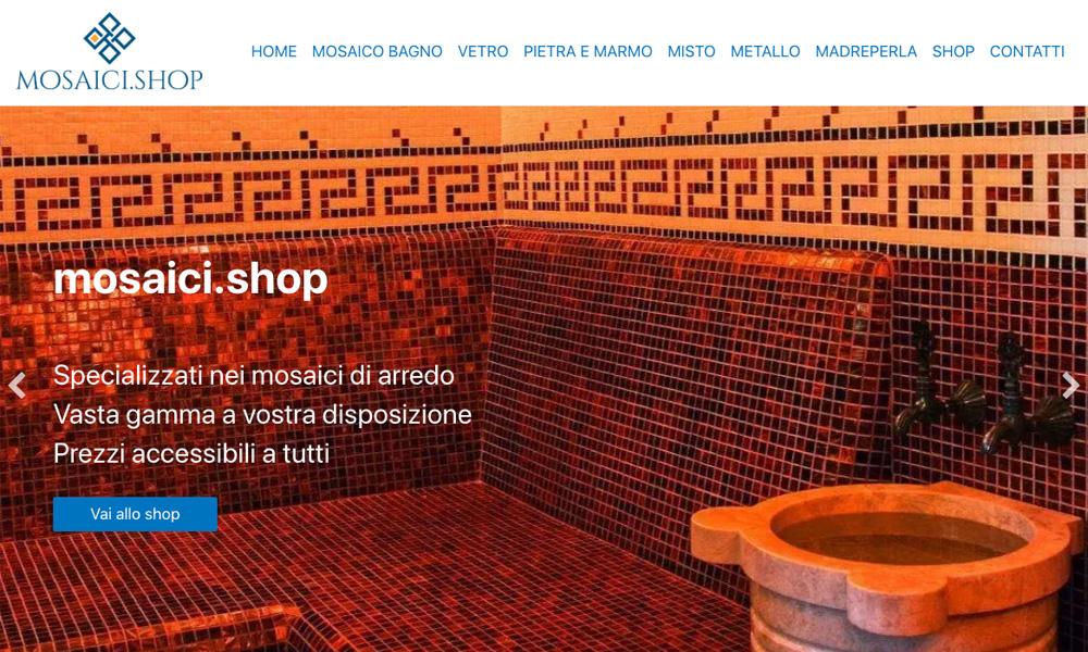 Mosaici Shop