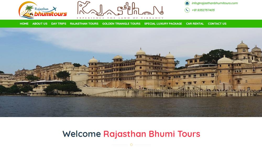 Rajasthan Bhumi Tour