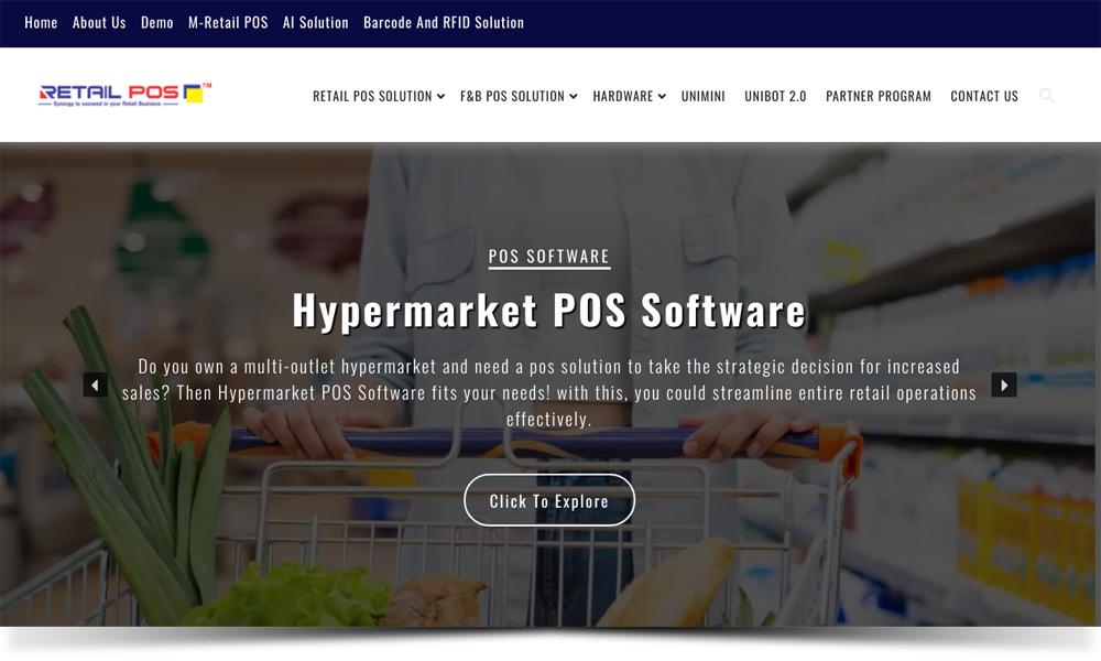 Retail POS Pvt Ltd