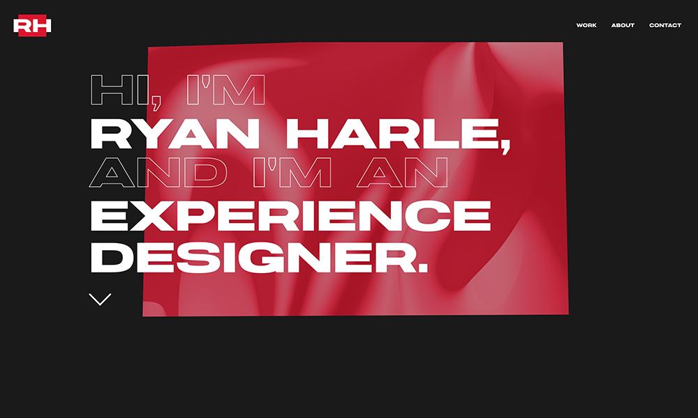 Ryan Harle - Experience Design
