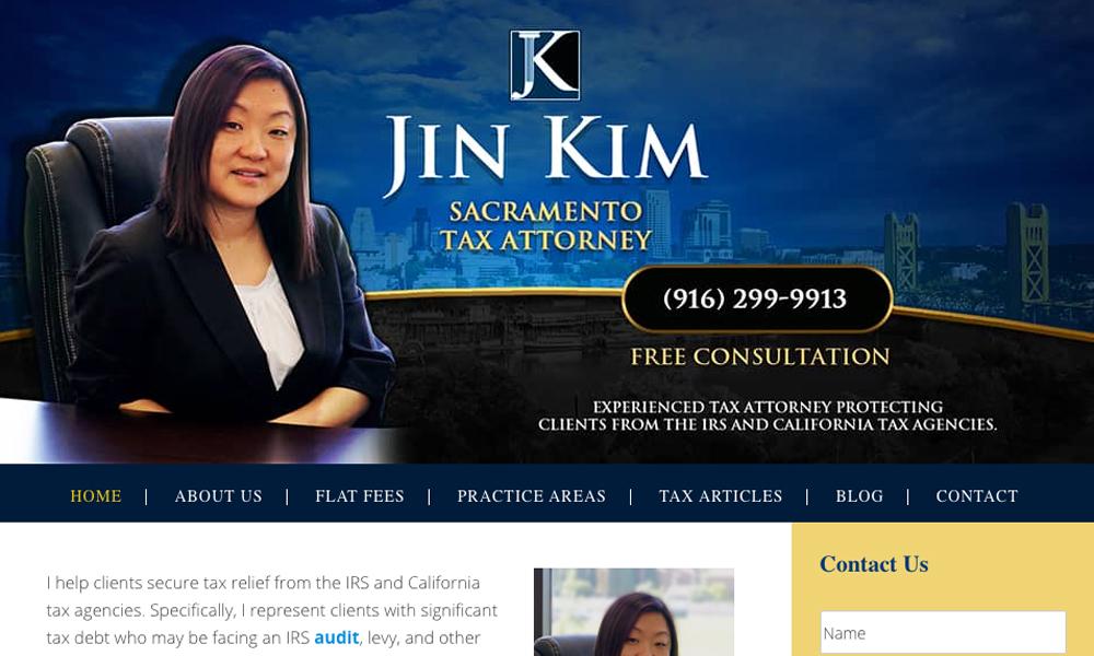 Sacramento Tax Attorney