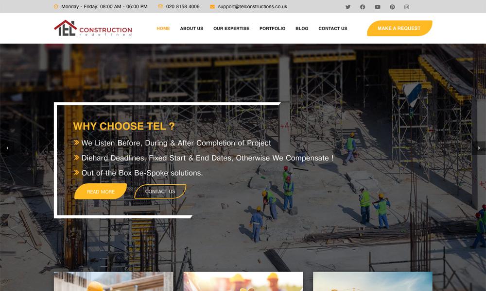 TEL Constructions