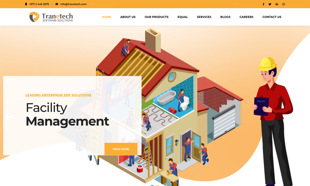 Tranetech Software Solutions