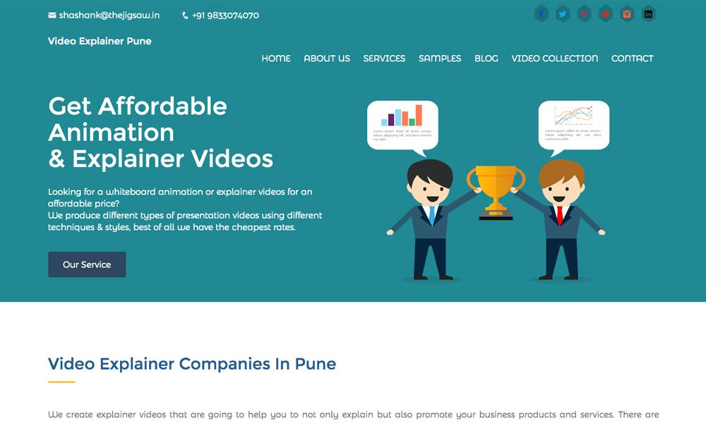 Video Explainer Companies in Pune