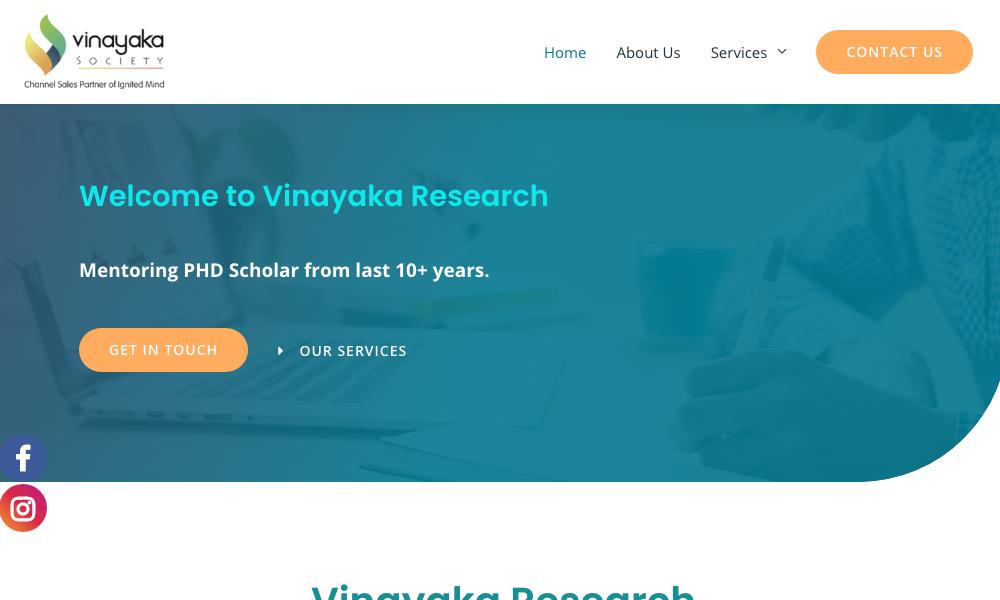 Vinayaka Society