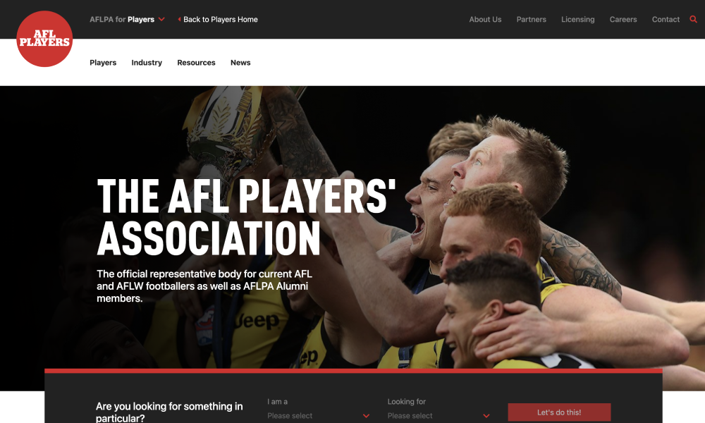 AFL Players' Association