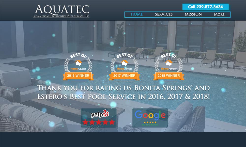 Aquatec Pool Service