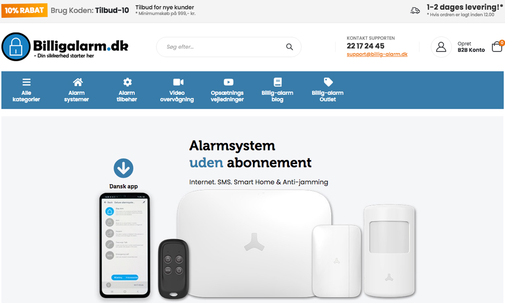 billig-alarm.dk
