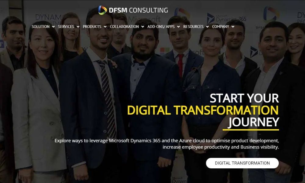 DFSM Consulting