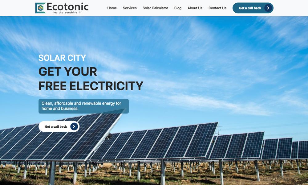 Ecotonic Solar