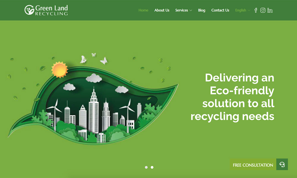 Green Land Recycling