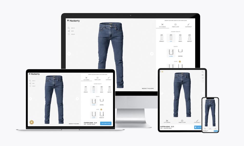 Hockerty Custom Jeans