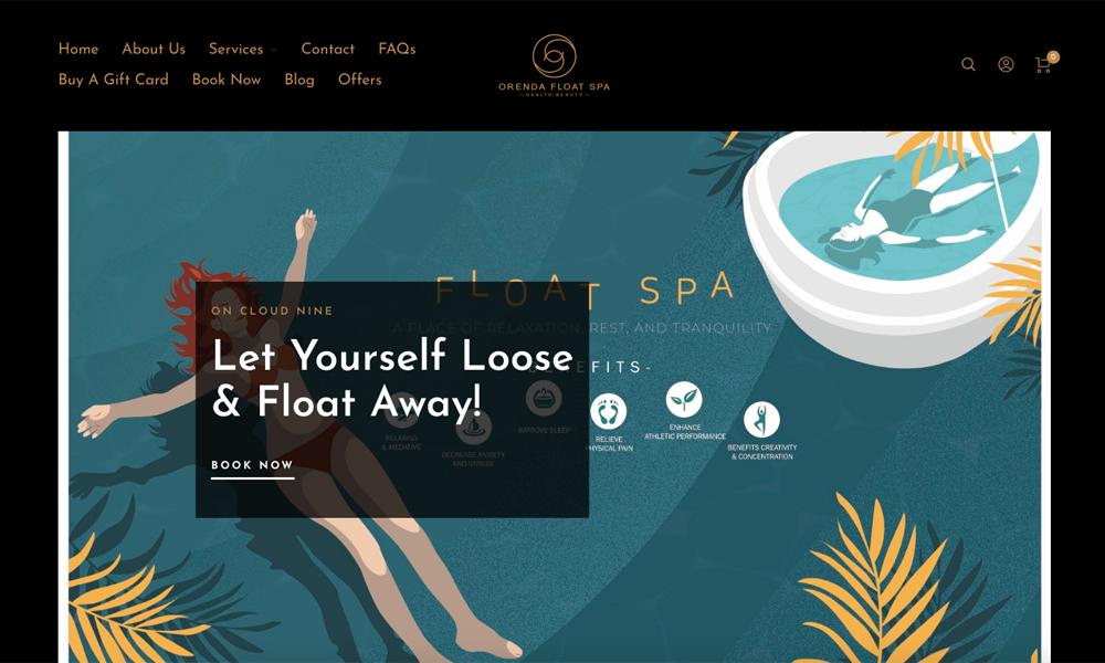 Orenda Float Spa