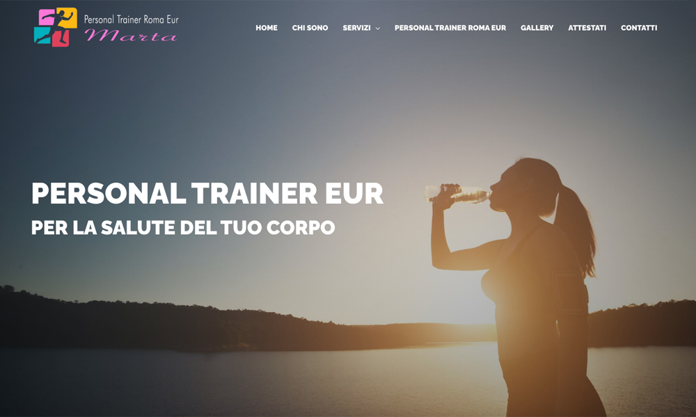 Personal Trainer Roma Eur