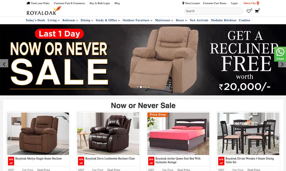 RoyalOak Furniture