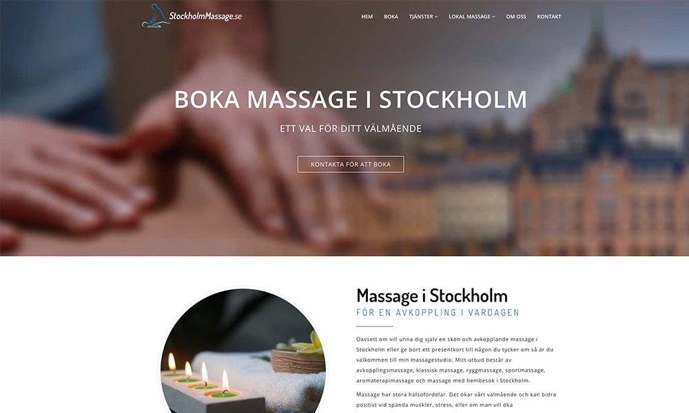 Stockholm Massage
