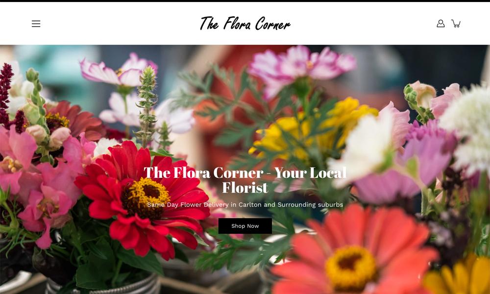 The Flora Corner