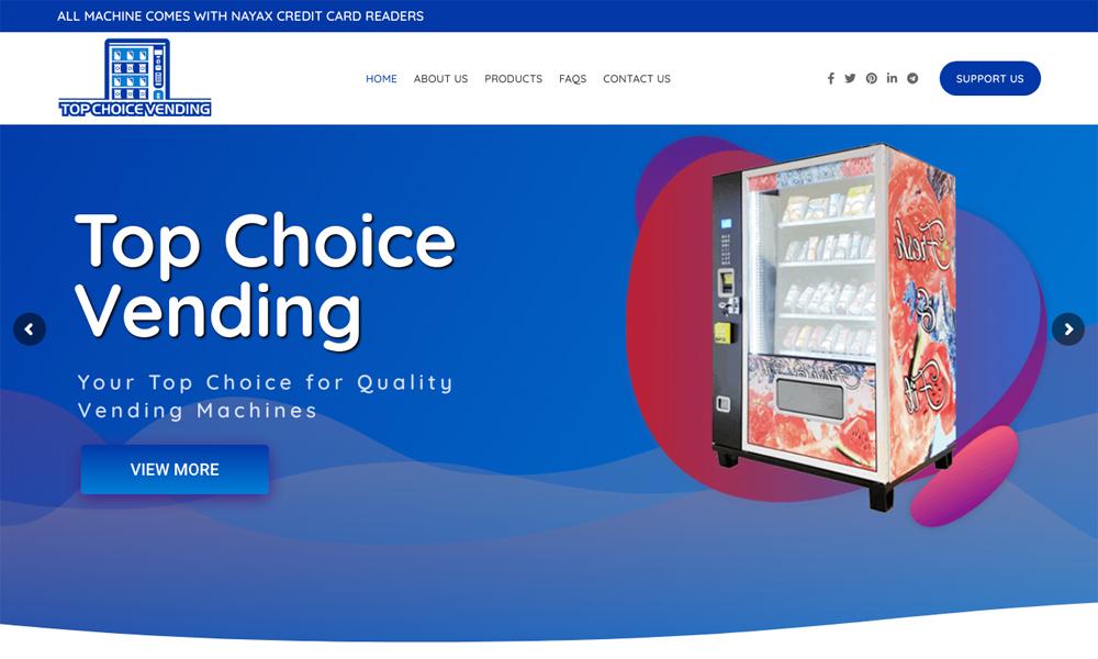 Top Choice Vending LLC
