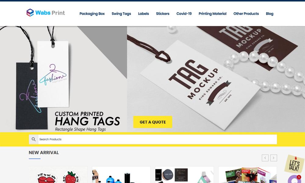 Wabs Print & Packaging
