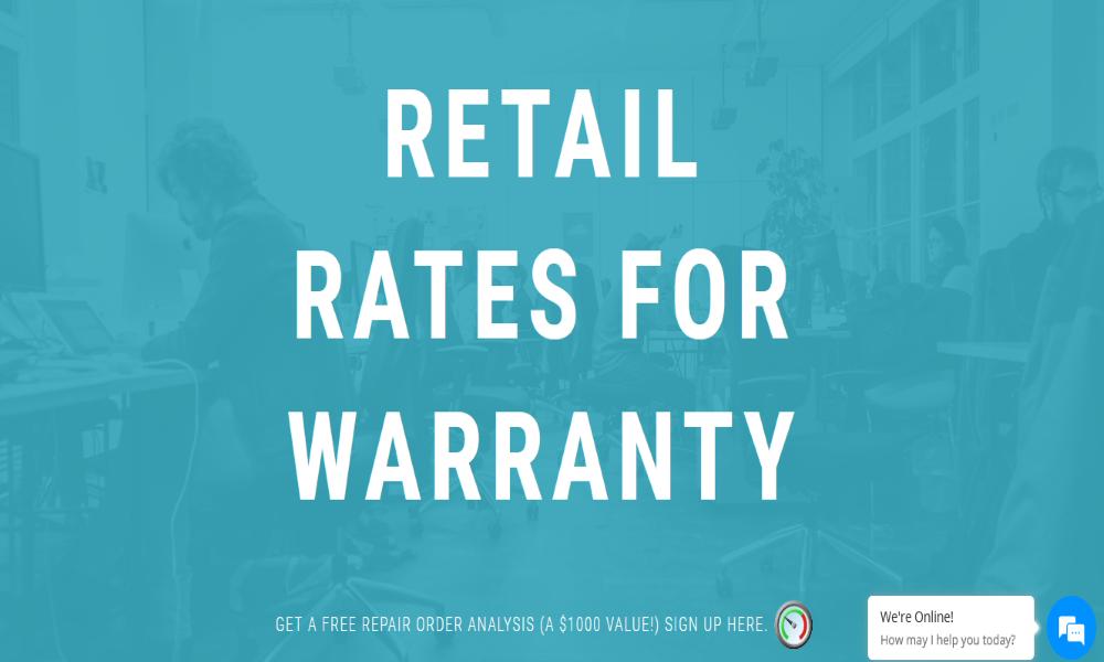 Warranty Part
