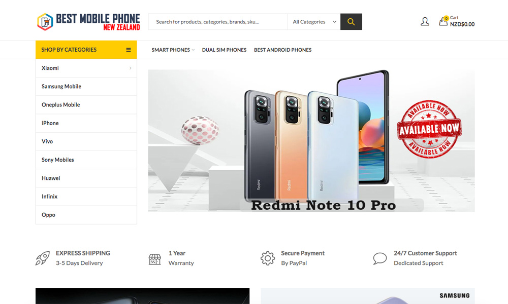 Best Mobile Phone New Zealand