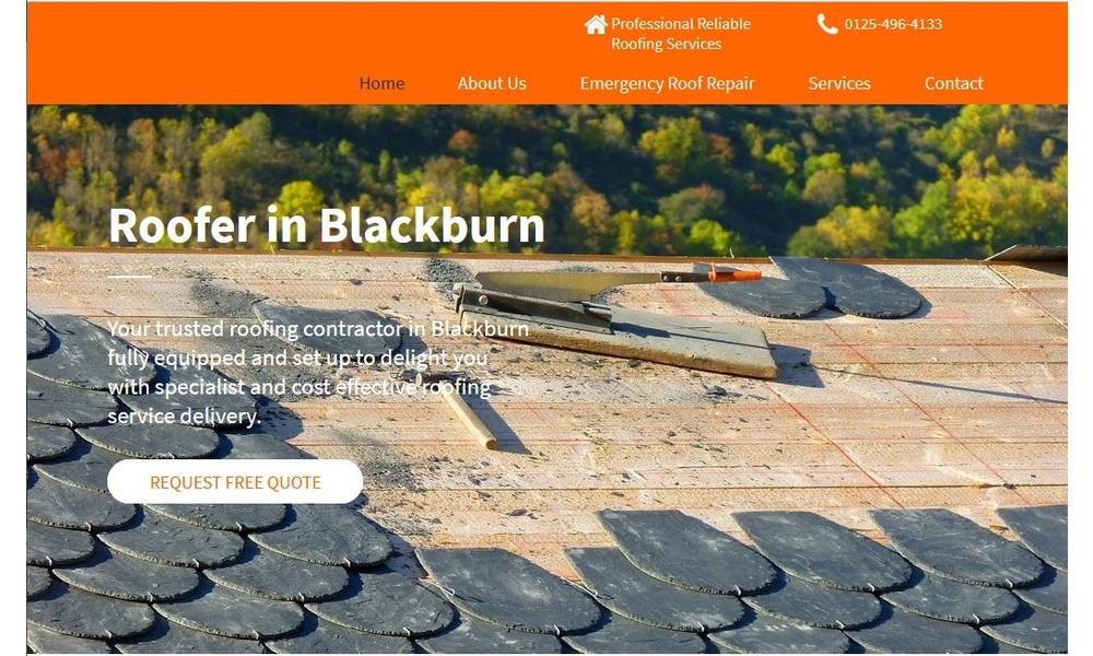 Blackburn Roofing Services