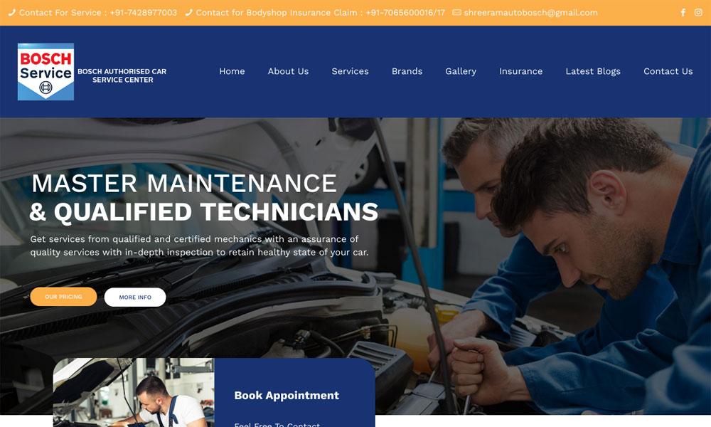 Bosch car services