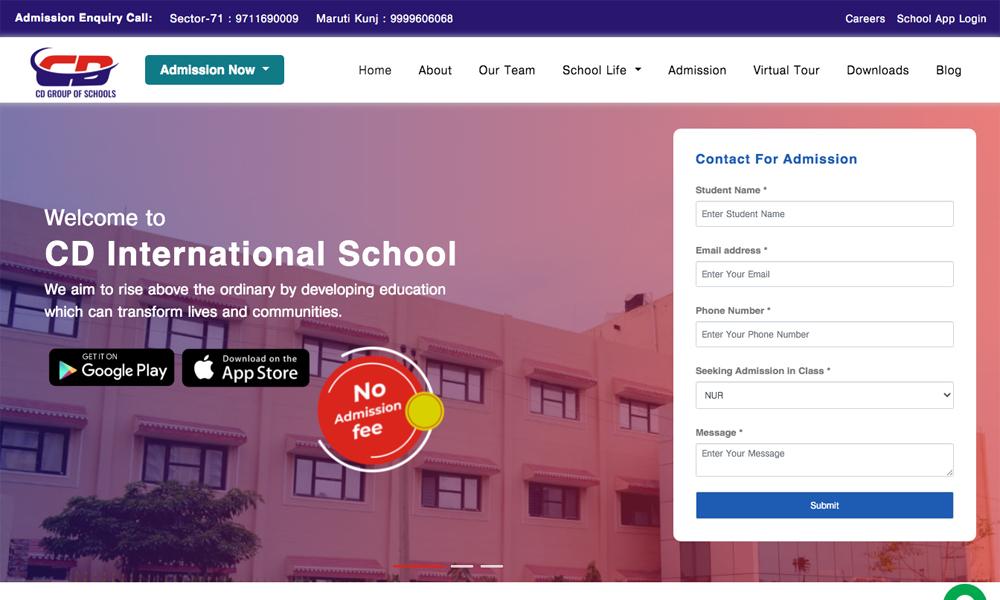 CD International School