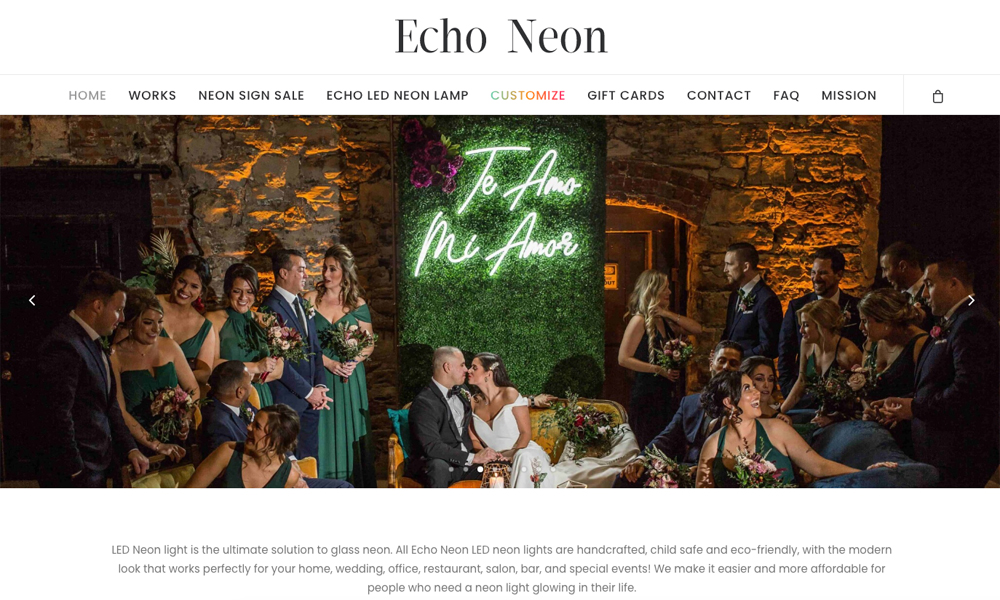 Echo Neon Studio