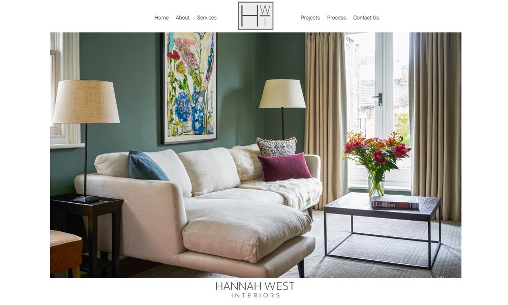 Hannah West Interiors