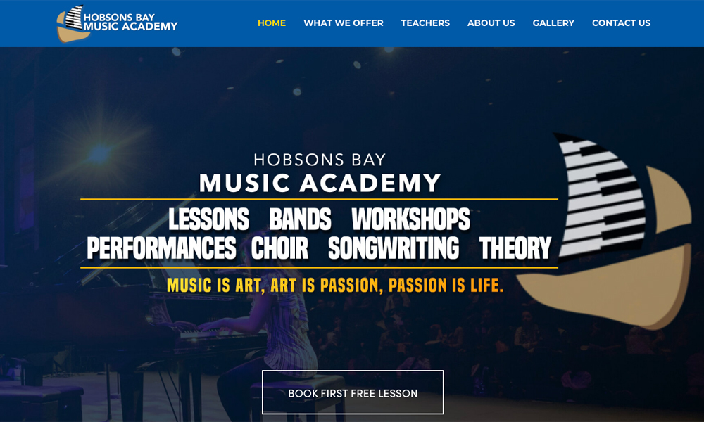 Hobsons Bay Music Academy