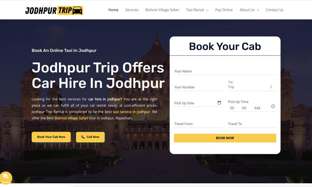 Jodhpur Trip