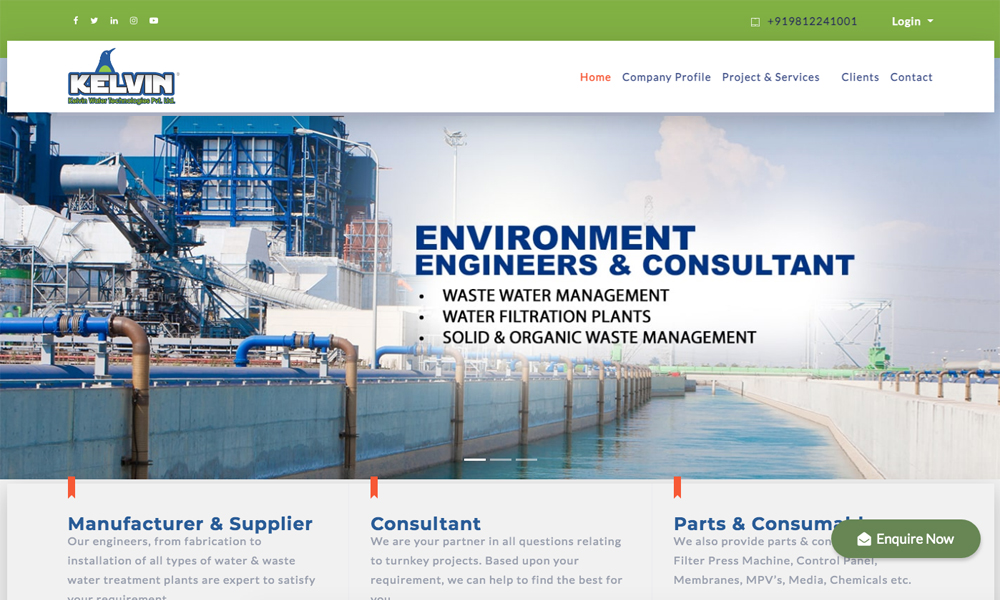 Kelvin Water Technologies Pvt. Ltd.
