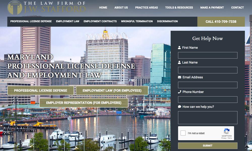 Law Firm of J.W. Stafford, L.L.C.