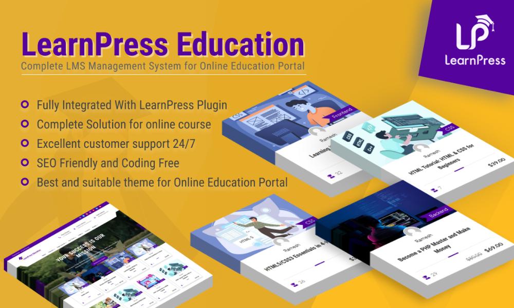 LearnPress Education