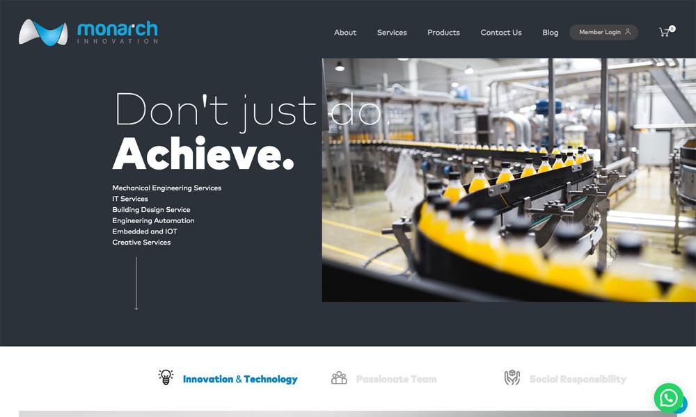Monarch Innovation Pvt. Ltd.