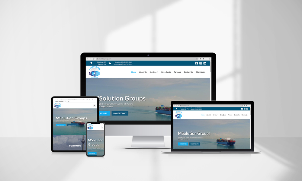 MSolution Groups