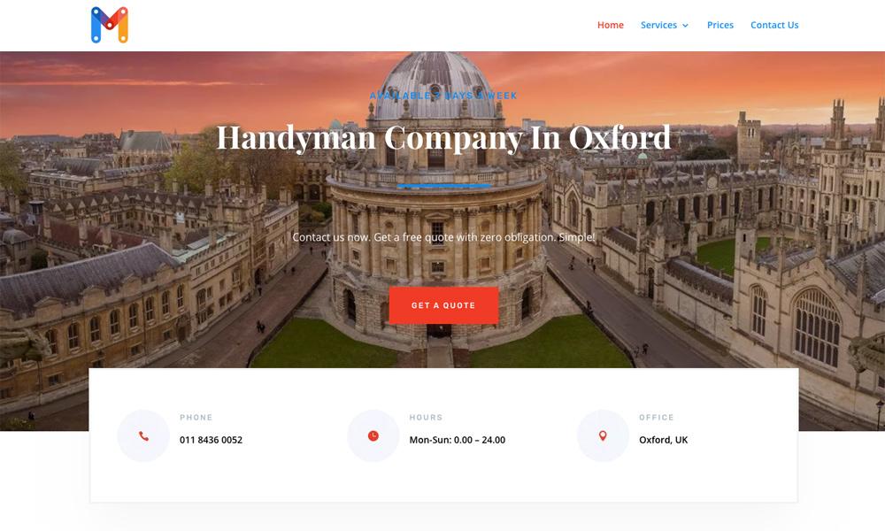 My Handyman Oxford