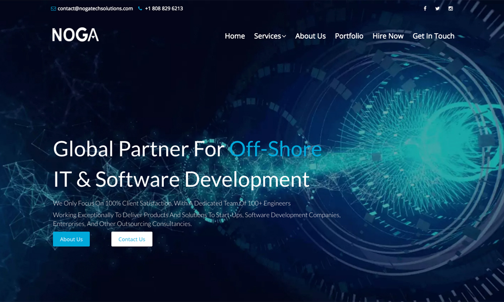 NogaTech IT Solutions LLC